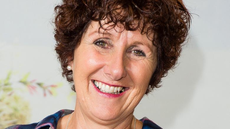 Jane Beedle smiling