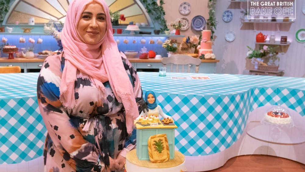Sura from The Great British Baking Show