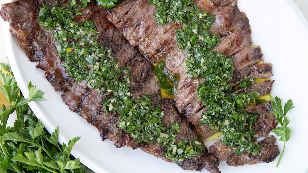 grilled churrasco