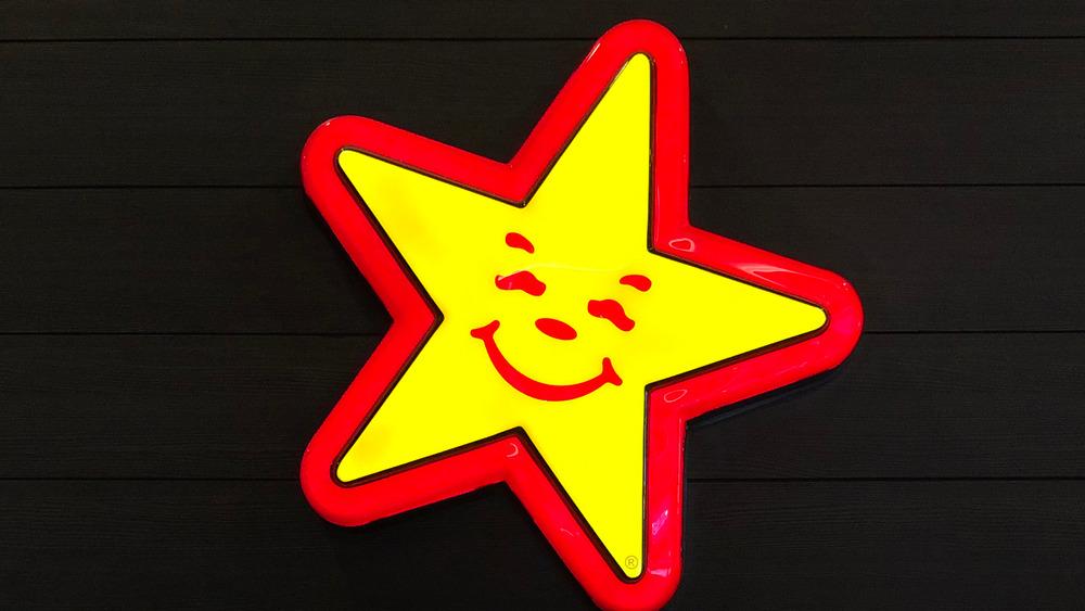 Hardee's star logo