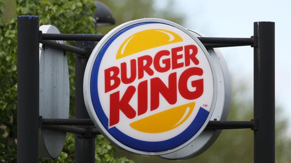 Burger King of the future at Burger King