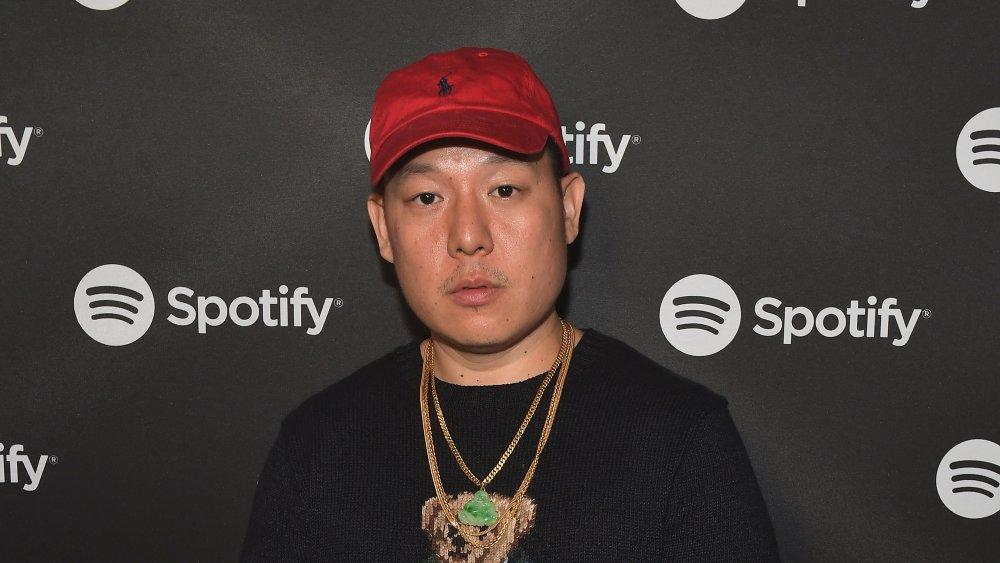 Celebrity chef Eddie Huang