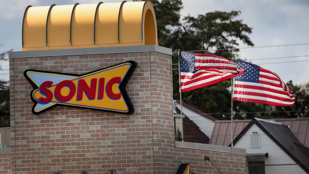 A photo of a Sonic outlet