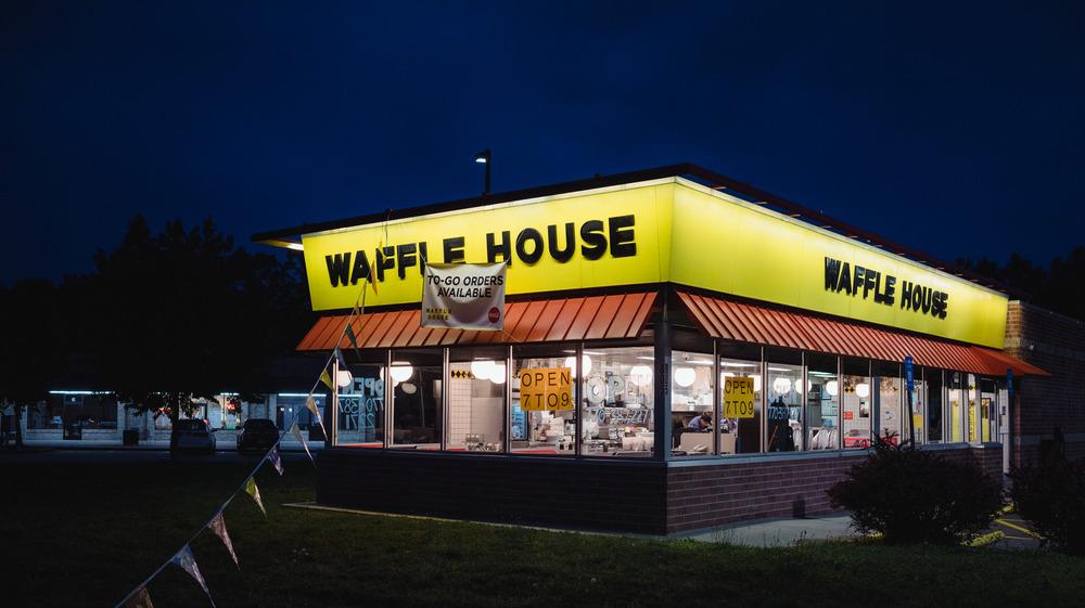 Waffle House exterior