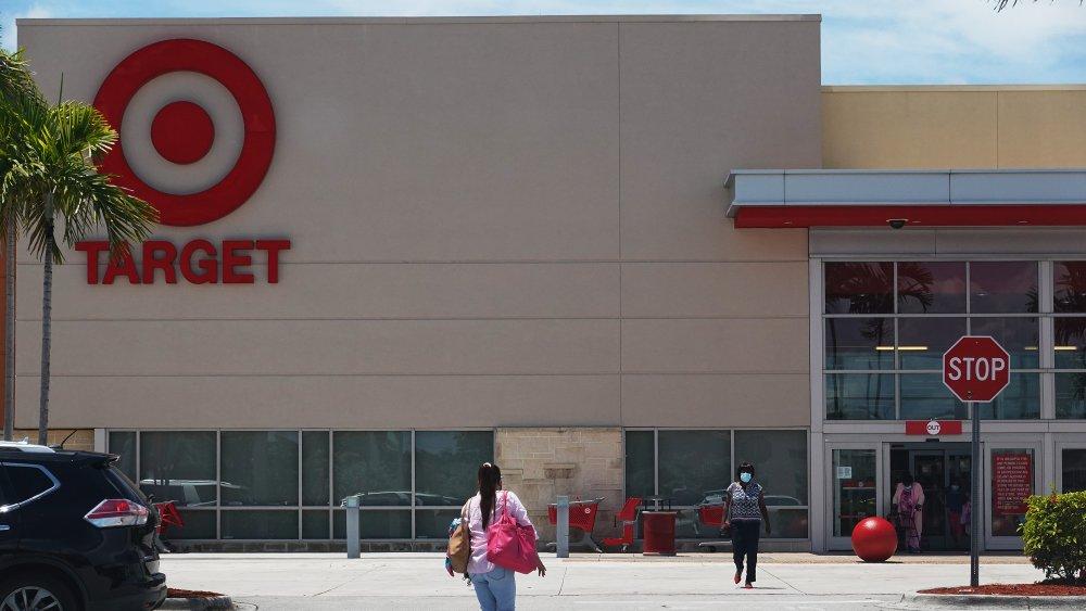 Target retail store