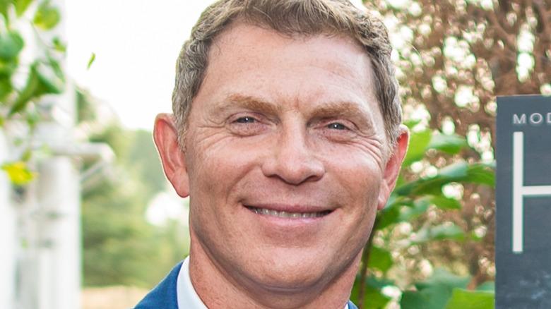 Bobby Flay close-up