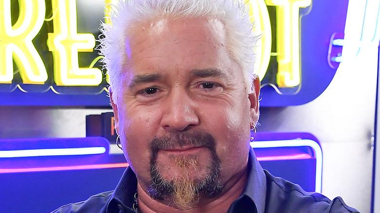 Headshot of Guy Fieri