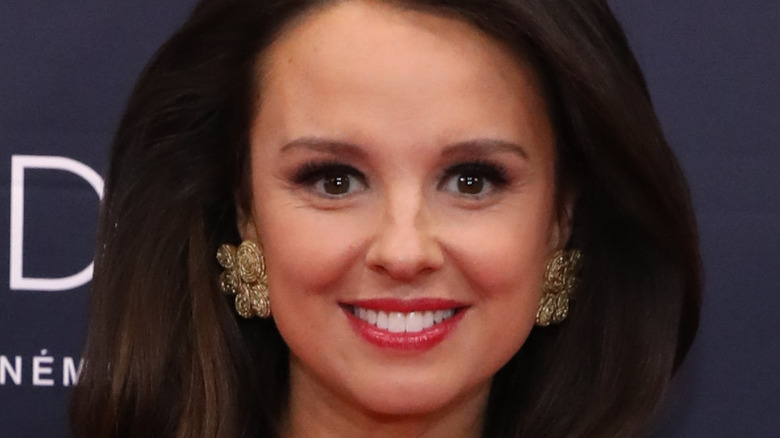 Emma Hunter close-up