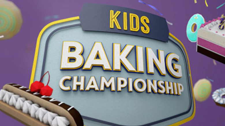 Colorful Kids Baking Championship promo photo