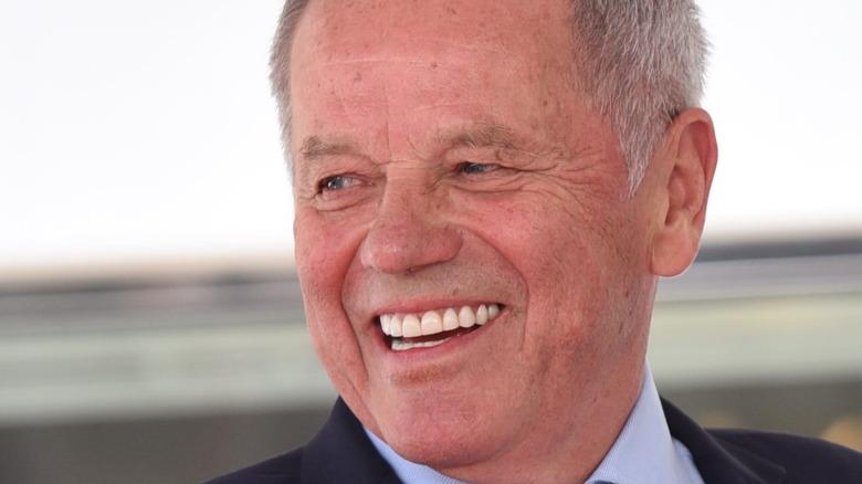 Chef Wolfgang Puck smiling