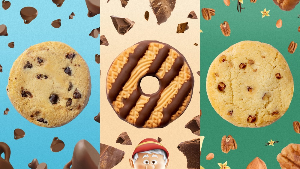 Keebler cookies and Ernie the Elf