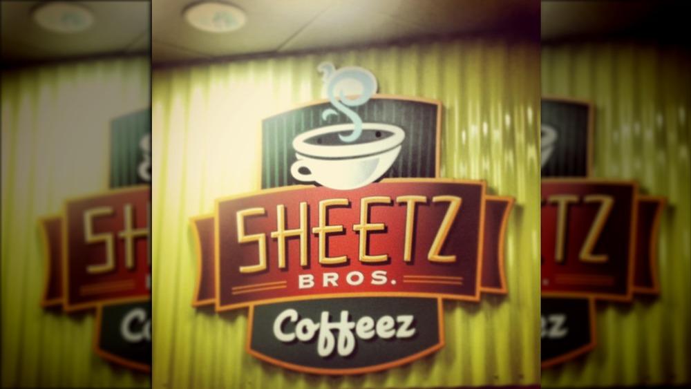 Sheetz coffee sign