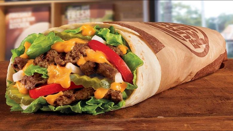 Burger King Whopperito