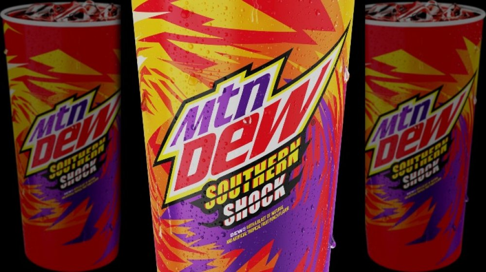 Mountain Dew Southern Shock