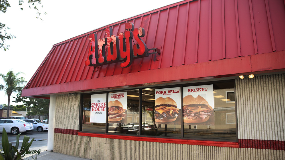 An Arby's outlet