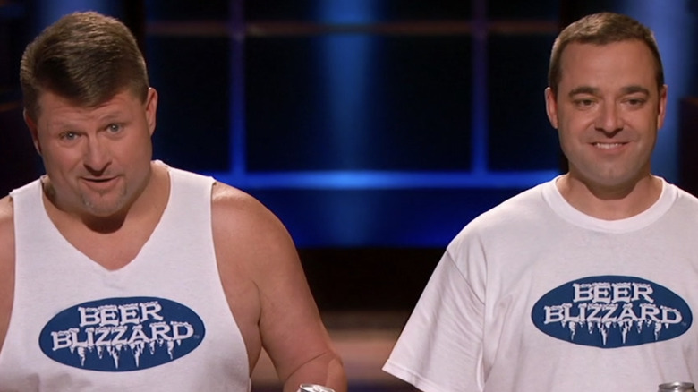 Beer Blizzard founders Tom and Michael on 'Shark Tank'