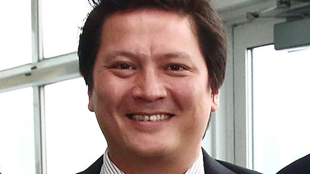 J. Kenji Lopez-Alt smiling at event