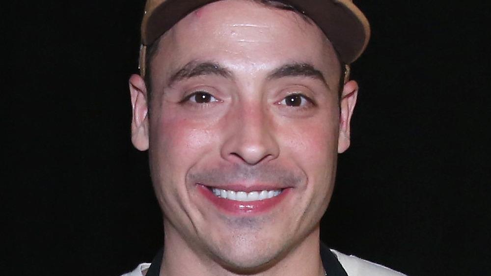 Jeff Mauro in a close-up shot