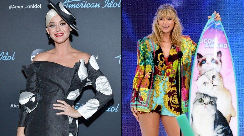 Katy Perry Taylor Swift