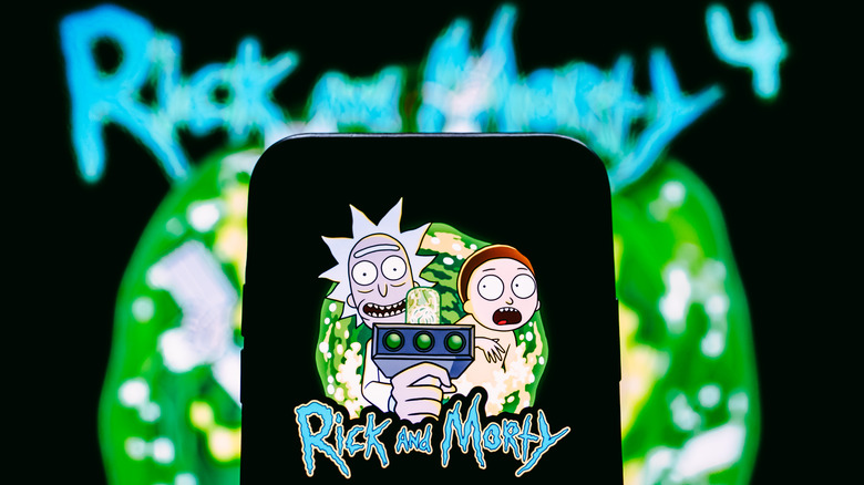 Rick and Morty promo image