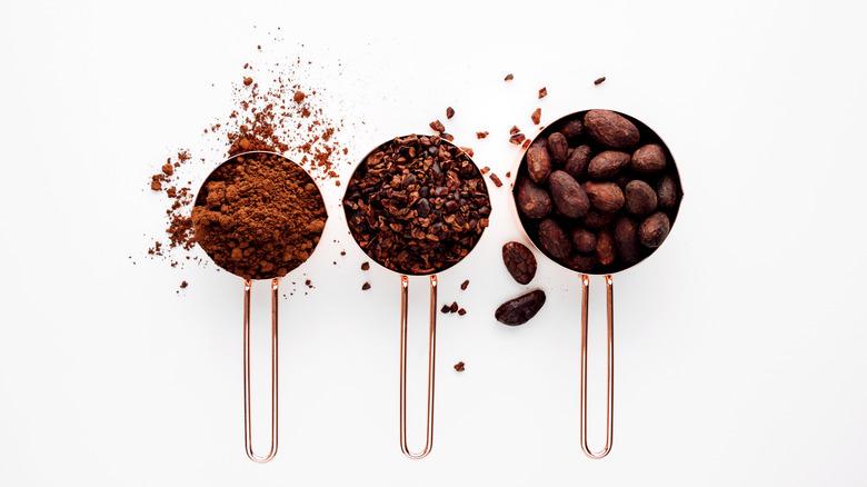 cocoa powder, cocoa
