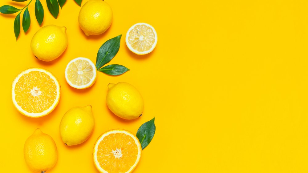 lemon substitutions