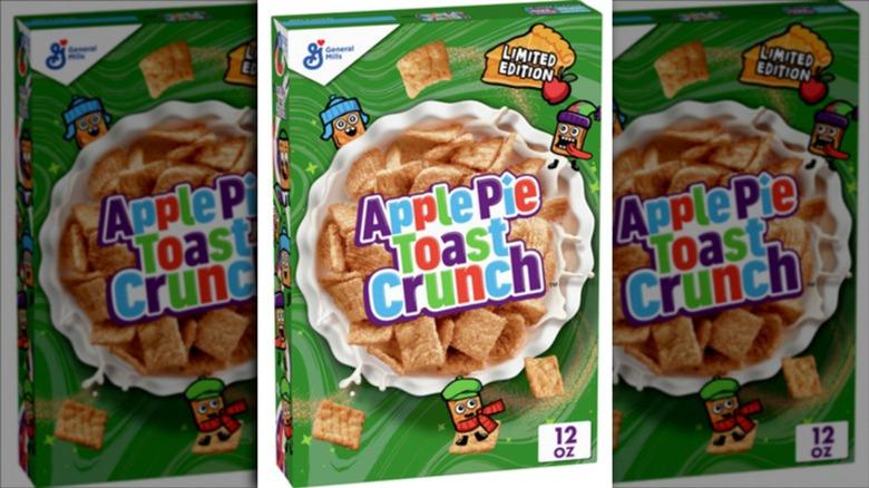 Apple Pie Toast Crunch