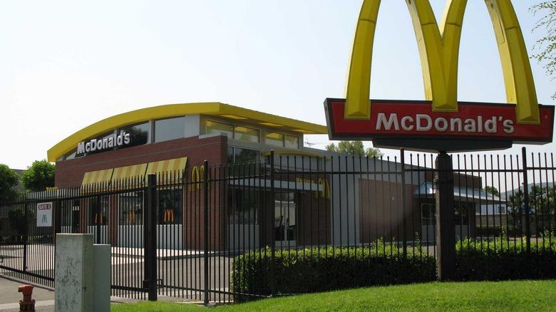 "The ""Fake"" McDonalds in California"