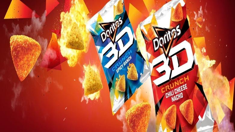 Doritos 3D Promotional Photo