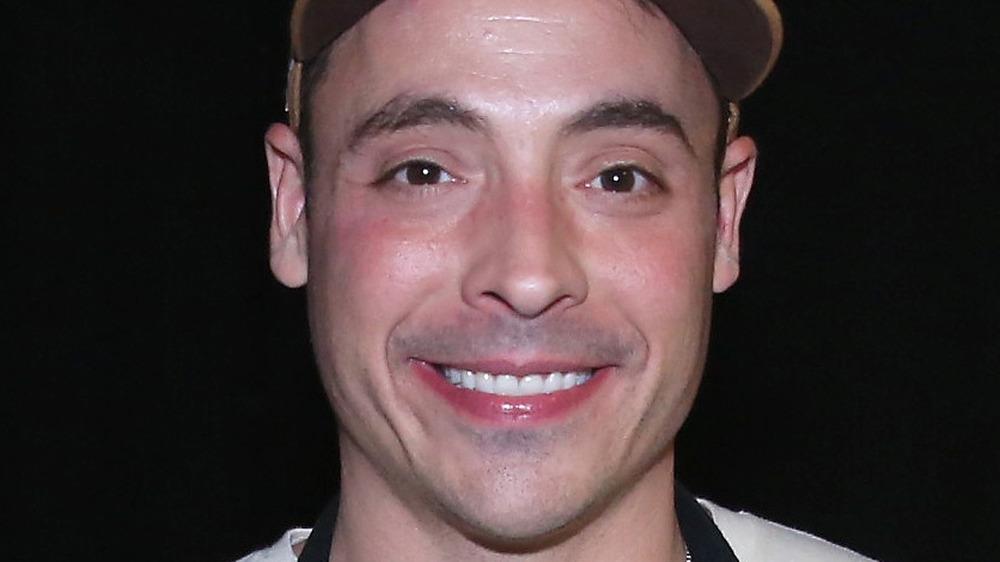 Celebrity chef Jeff Mauro close-up