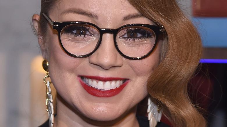 Marcela Valladolid smiling