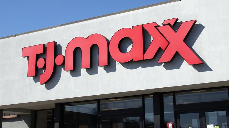 A representational picture of TJ-Maxx