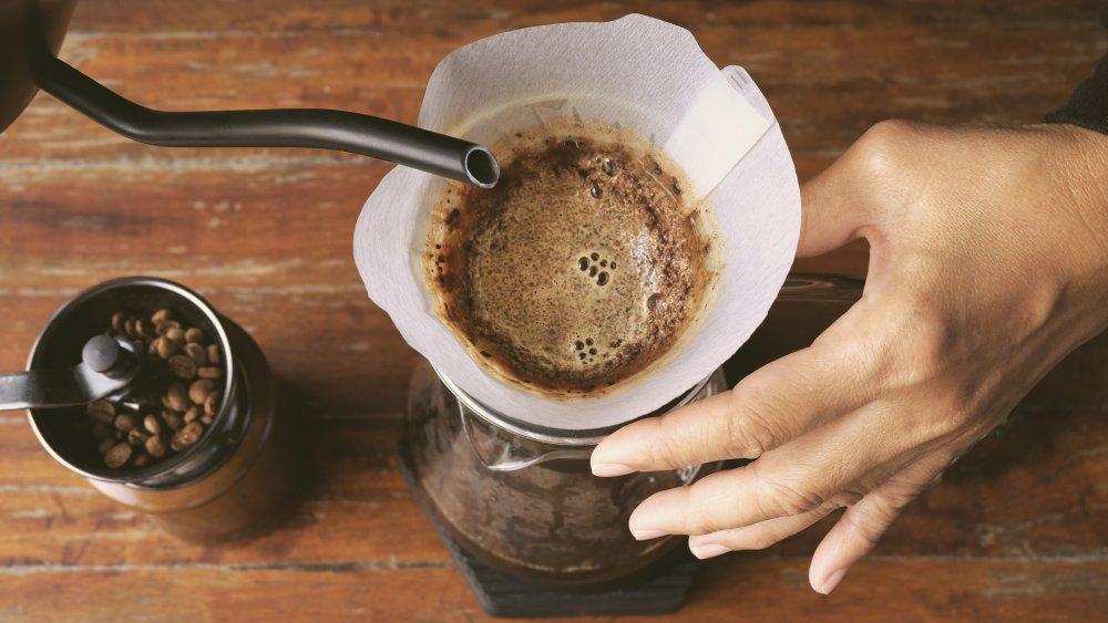 Here's Why You Should Never Put Coffee Grounds Down The Drain