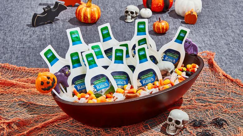 Hidden Valley Halloween packets