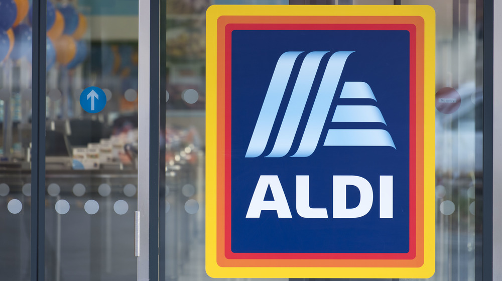 Aldi supermarket opening