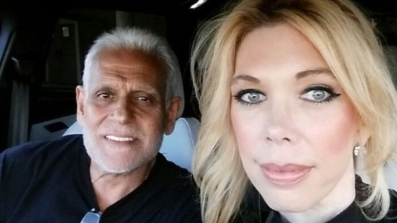 Amy and Salomon Bouzaglo selfie