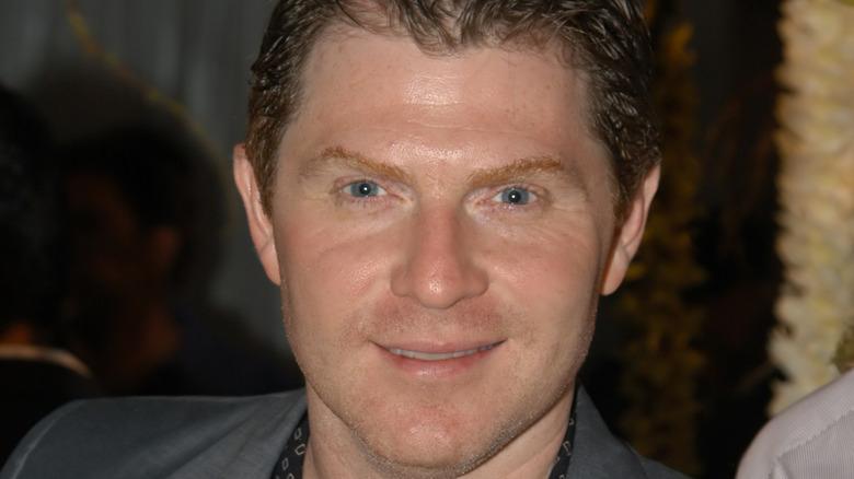 Closeup of Bobby Flay