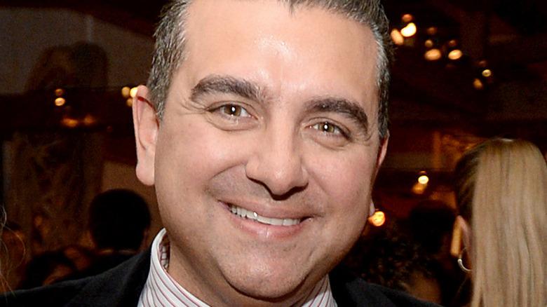 Buddy Valastro at event
