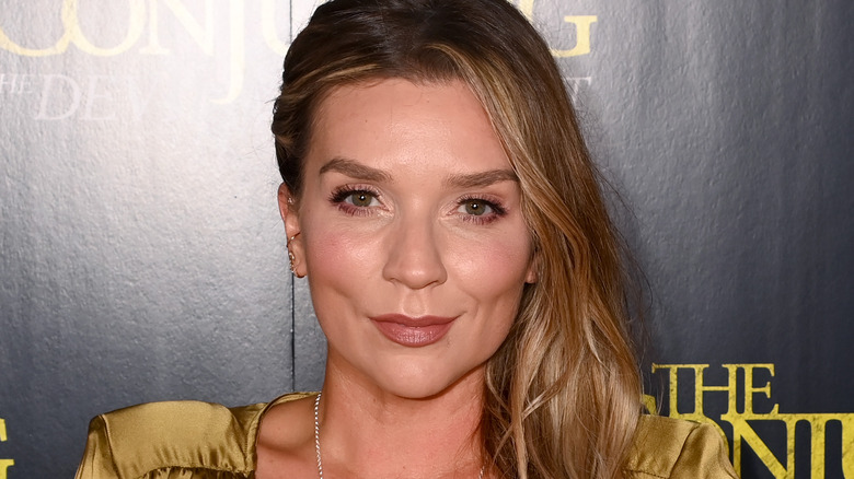 Close up of Candice Brown