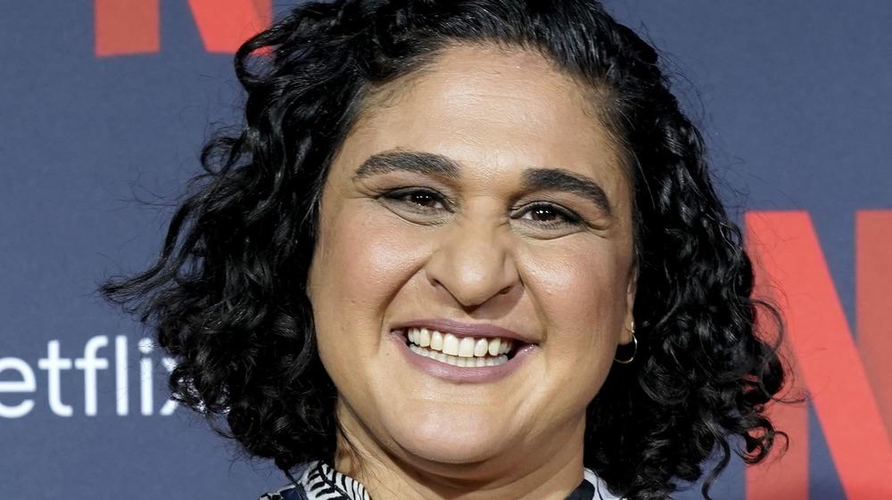 Samin Nosrat smiling