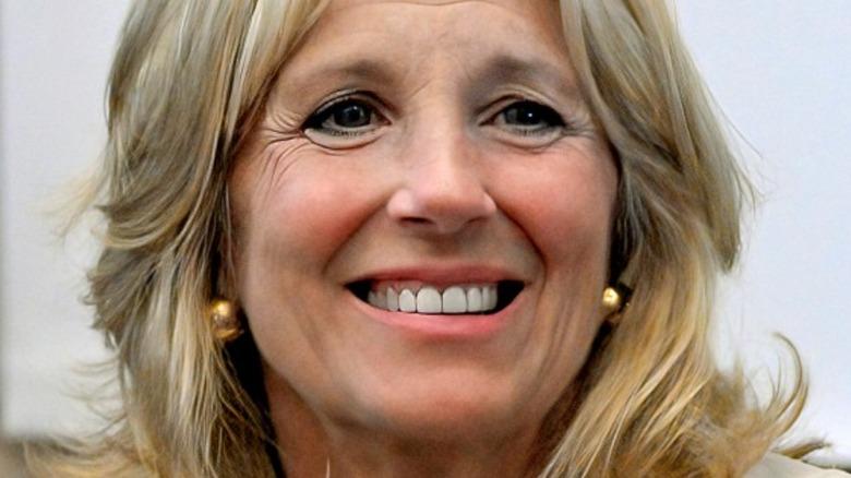 Jill Biden smiling