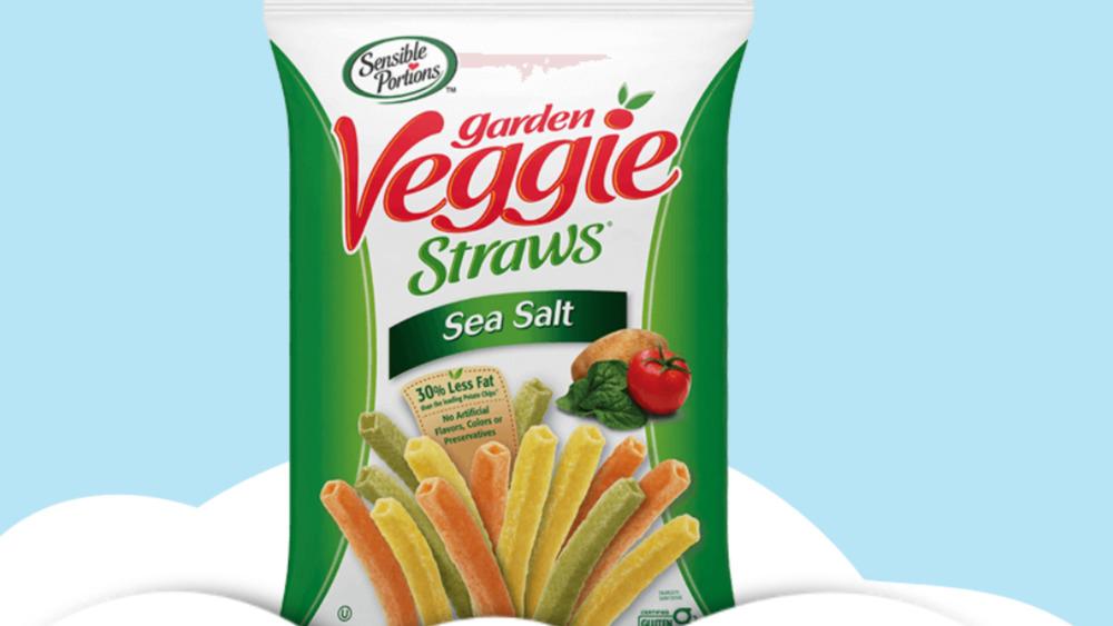 Sensible Portions Garden Veggie Straws