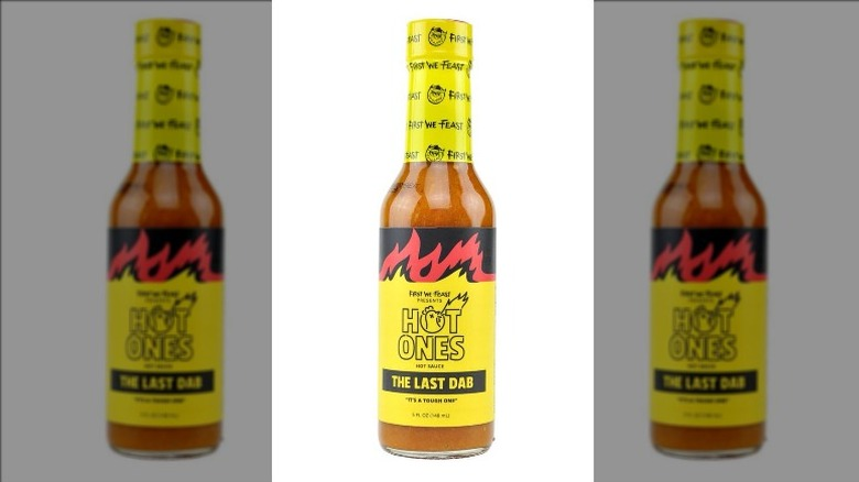 Last Dab hot sauce