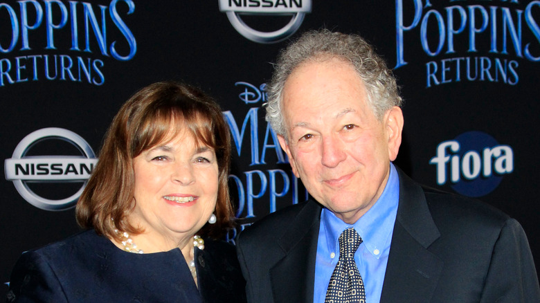 Ina Garten and her husband, Jeffrey