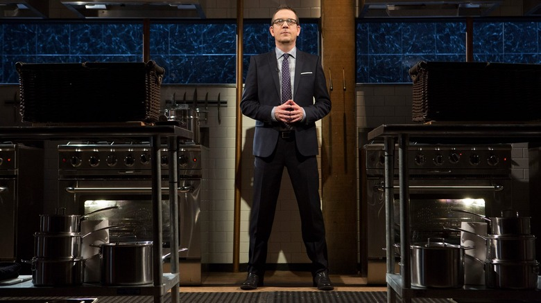 Ted Allen of Chopped