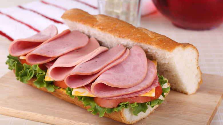 lunch meat