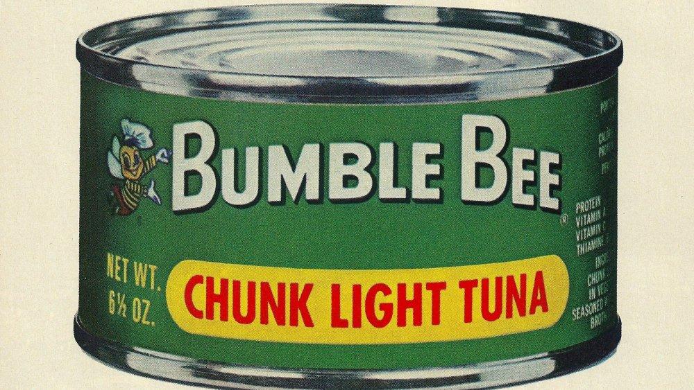 Bumble Bee tuna ad