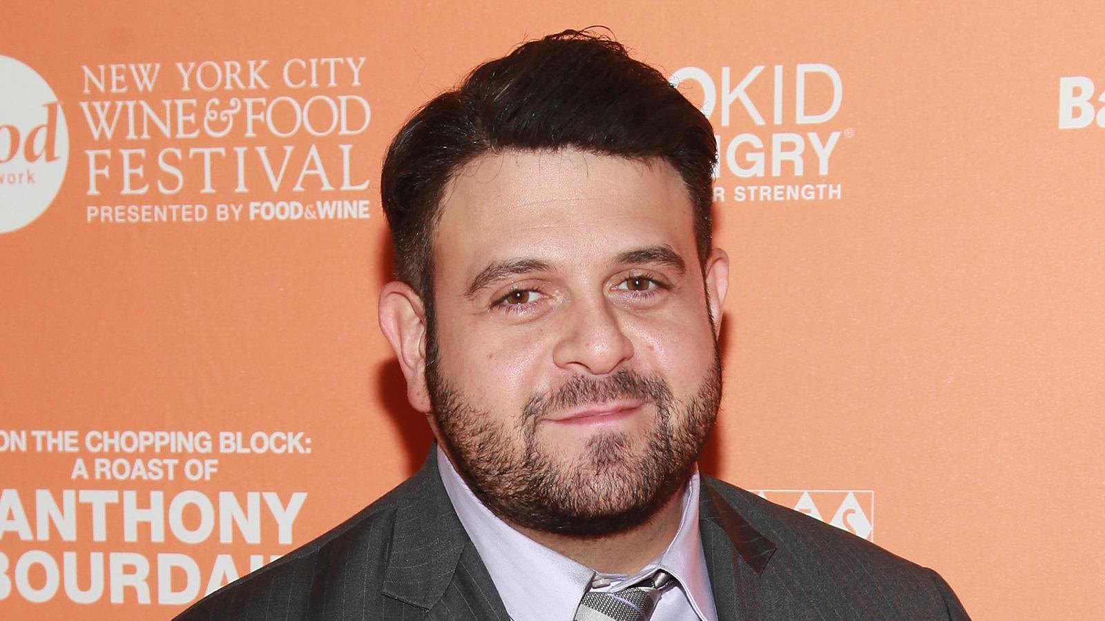 adam richman pierdere în greutate