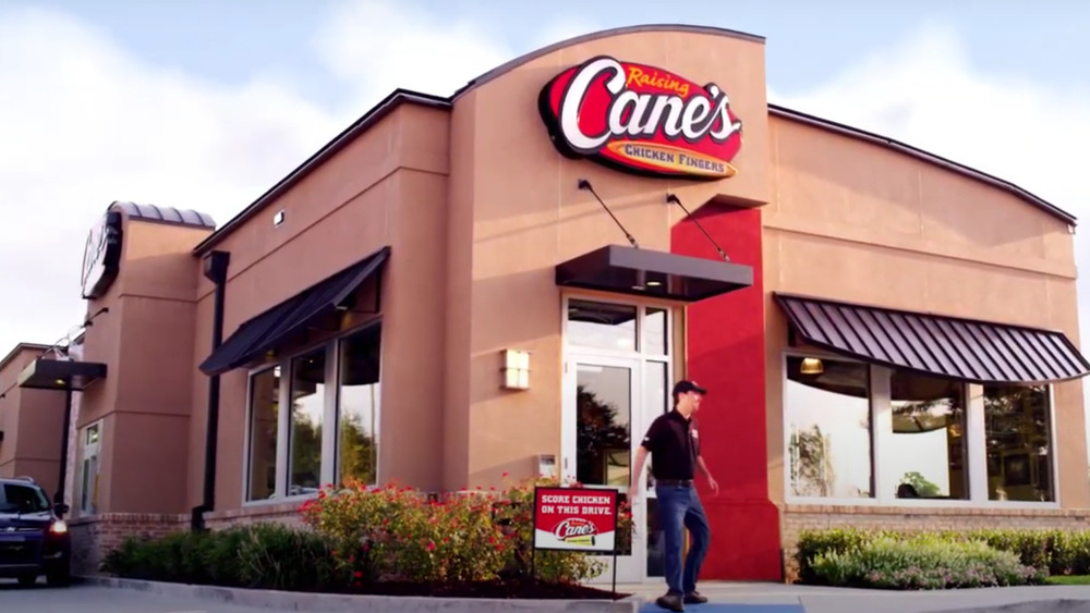 Raising Cane's commercial