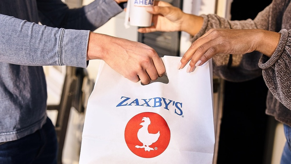 Zaxby's Bag